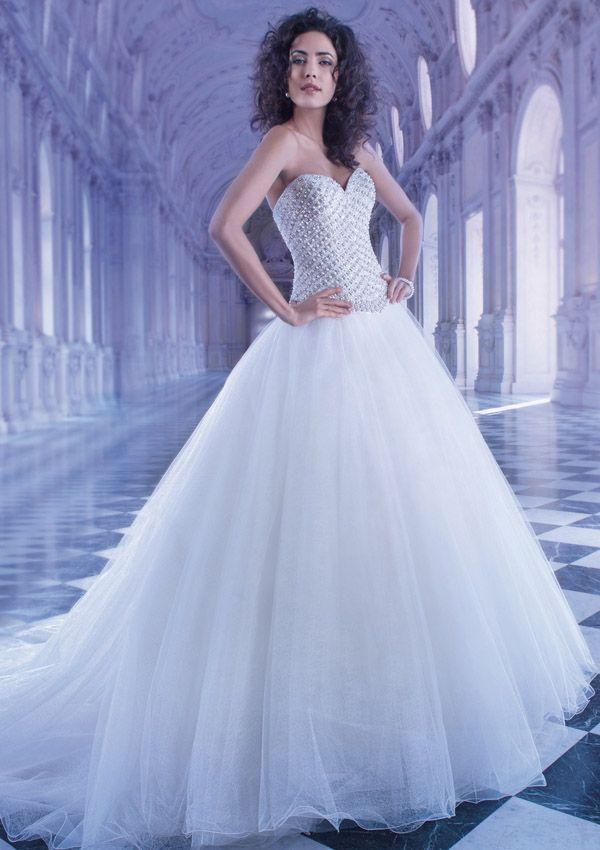 Brautkleider im gehobenen Preissegment | miss solution Bildergalerie - Modell 2867 by DEMETRIOS