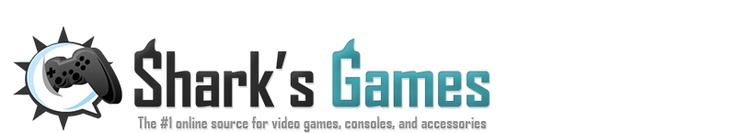 Sharks Games is now live, bringing you the hottest video games, consoles, and accessories at crazy low prices!