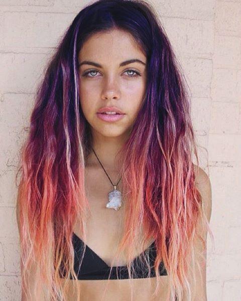 Mermaid hair - Ocean locks
