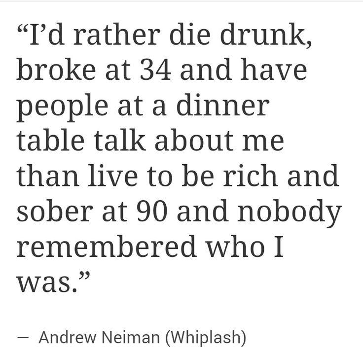 Whiplash Quote
