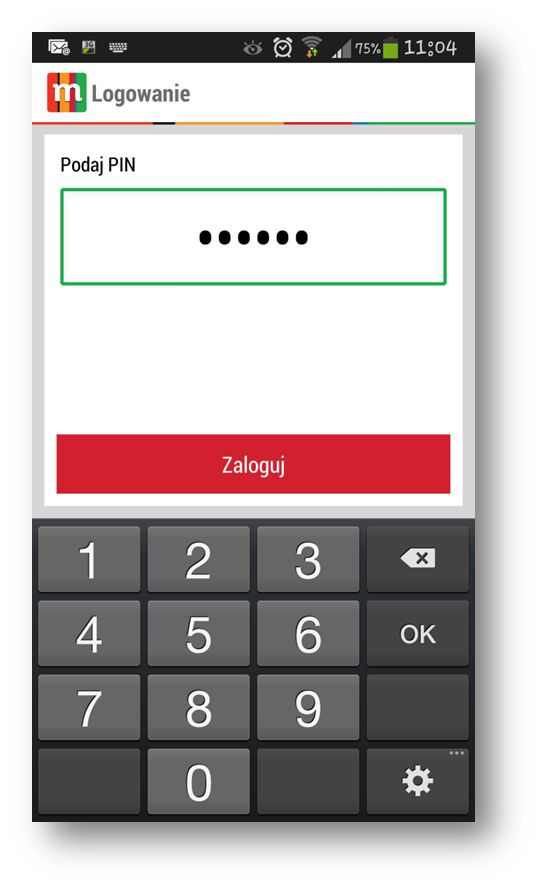Super fast login and transaction authentication through dedicated PIN - increased logins per user x3