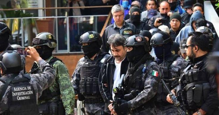 Μεξικό: Χειροπέδες σε μεγάλο ηγέτη καρτέλ κοκαΐνη