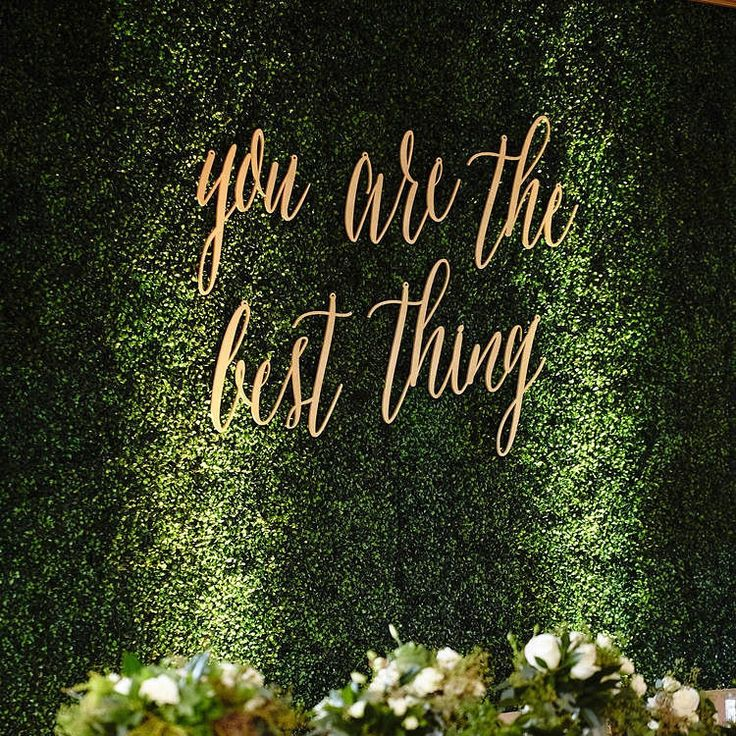 DIY wedding signage isn't for everyone, so put down your calligraphy pen and shop for these chic custom wedding signs on Etsy.