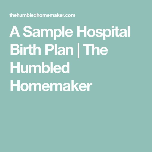 The 25+ best Birth plan sample ideas on Pinterest Birthing plan - birth plan