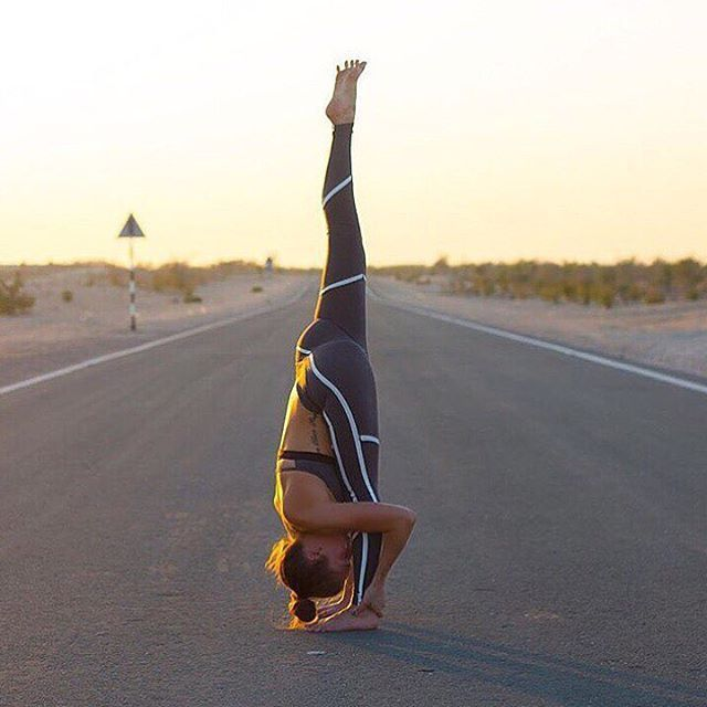 Standing Splits | Yoga Pose | Yoga Inspiration | Yogi Goals