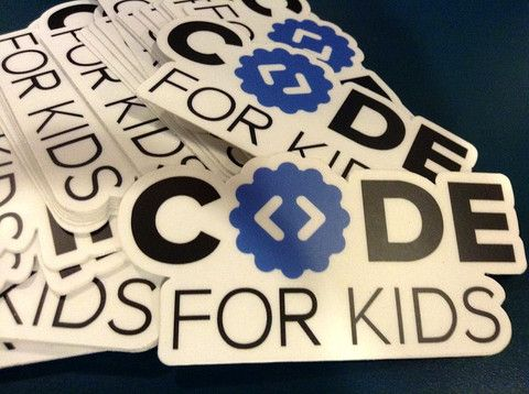 Code For Kids is a 2 - 3 hour event aimed to teach children aged 7-12 the basics of coding, technology, and design. It is held every few months. Sign up for a session and see if your kids are interested. It's a great way to dip their toe in.