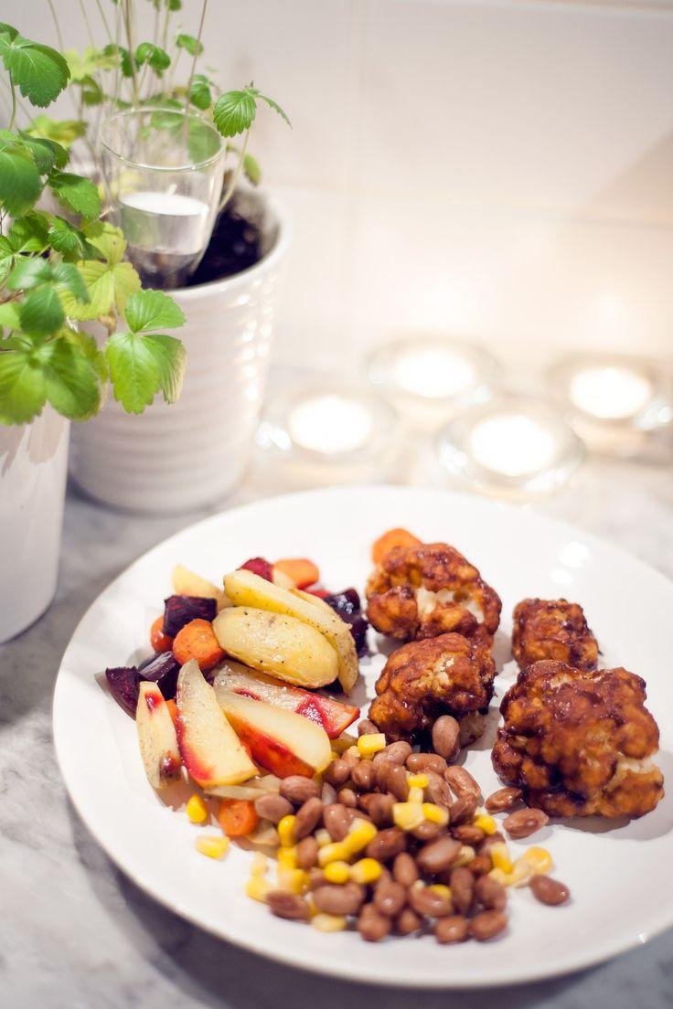 En blogg om hälsa, träning och vegetarisk (vegansk) mat, helt enkelt hälsa med theVeganista.