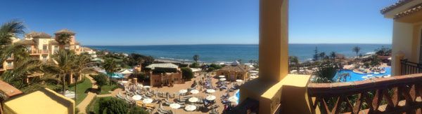 Marriotts Marbella Beach Resort, Panoramic photo