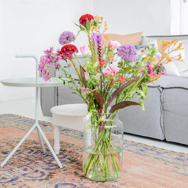 Flexibel bloemenabonnement - BLOOMON