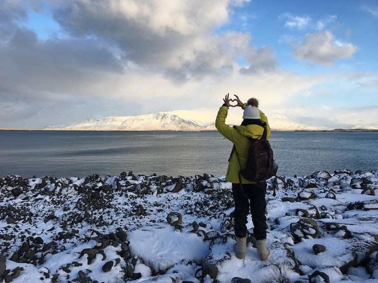 ���� Iceland , #reykjavik #iceland #snow #mountains #ocean #happiness #love #heart #cold #amazing #smile #holiday #trip #aventure #winter ❤️ http://quotags.net/ipost/1649367729880264712/?code=BbjuzYrgXAI
