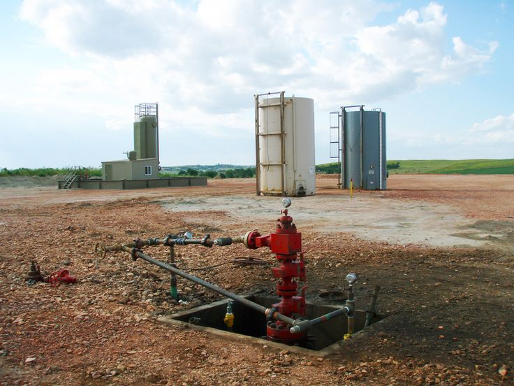 New study shows fracking can leak methane into the atmosphere
