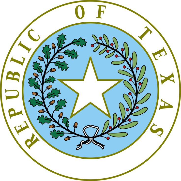 Seal of the Republic of Texas