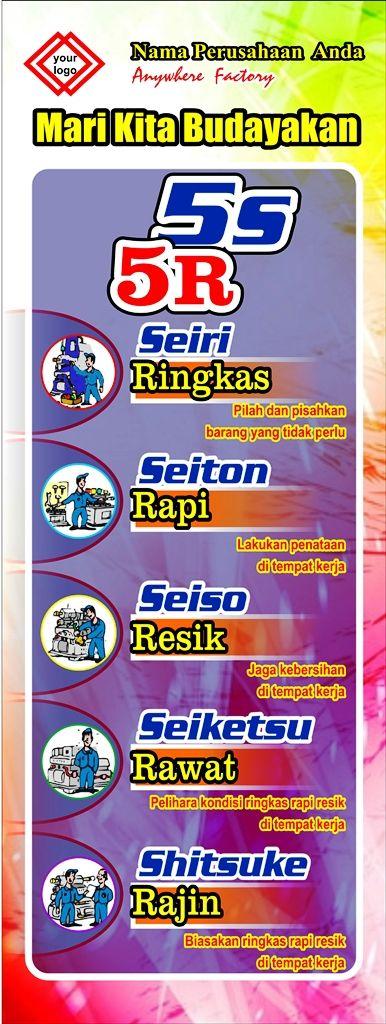 Banner Poster 5s 5r Seiri Seiton 03