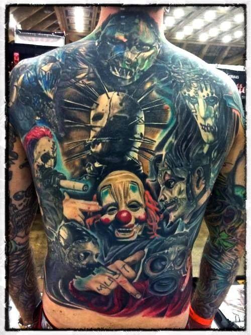 Slipknot love freaking awesome!!!