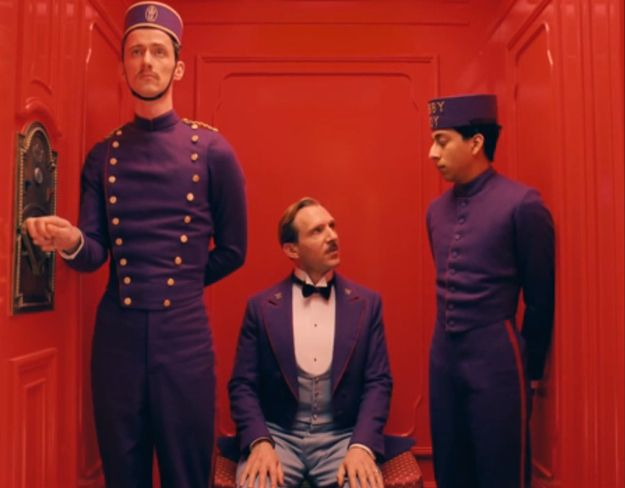 """Wes Anderson's """"Grand Budapest Hotel"""": A charmingly original film full of filmmaker's signature players 