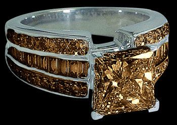 $10650.00  chocolate diamonds!    Whoa...... So so gorgeous!!!!!!! I will give my 2nd born child (I don't have one)
