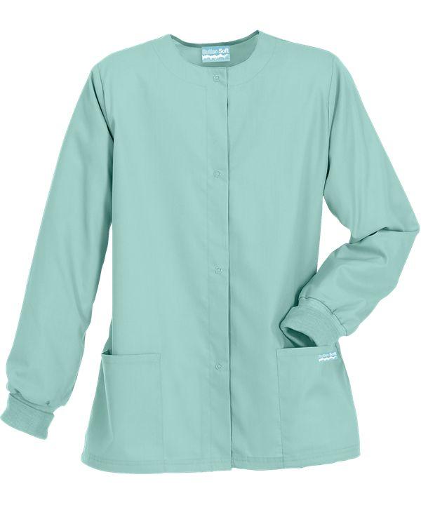 Butter Soft Scrub Jacket, Nursing Jackets & Scrubs at Uniform Advantage