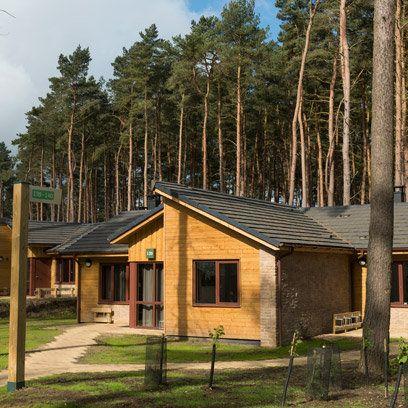 Woodland Lodges At Center Parcs Woburn Travel Review Center Parcs
