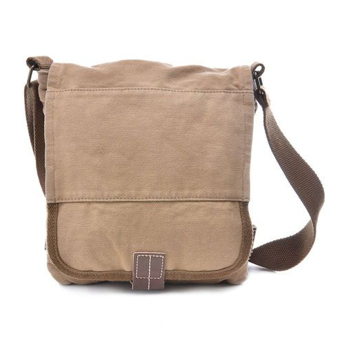 Gootium 21223KA Cotton Canvas Cross Body Bag