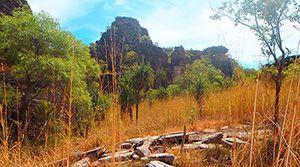 Sandstone and River Walk, Kakadu National Park