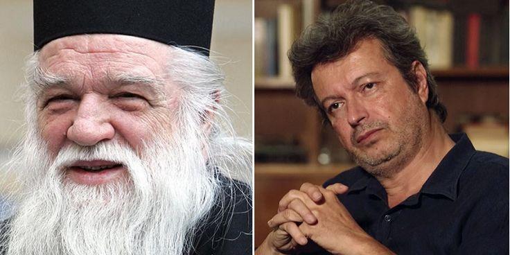 """Τατσόπουλος """"ψέλνει"""" Αμβρόσιο: """"Τι να σου κάνει και το οργανωμένο έγκλημα εκεί που αποτυγχάνει ο ίδιος ο Διάβολος;"""""""