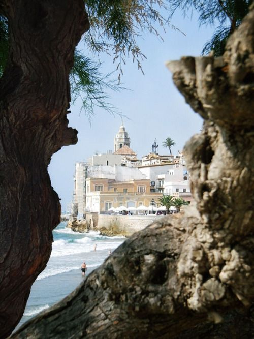 Sitges, Catalunya, Spain, via dr chester chu on flickr