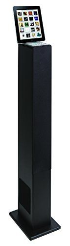 Sound Logic Bluetooth Tower Speaker for iPadiPhone BITS15616 >>> Click image to review more details.