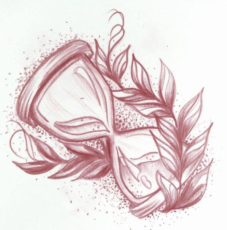 hourglass sketch - Google Search                                                                                                                                                                                 Plus