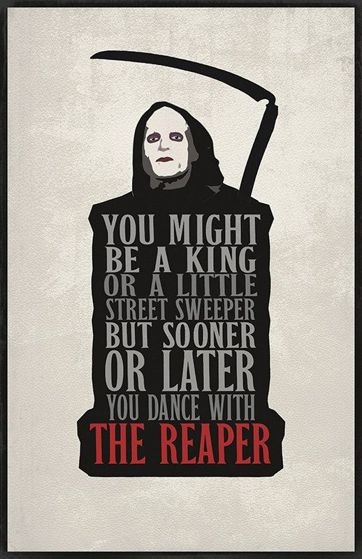 BILL & TED'S Bogus Journey Inspired Reaper by GreaterGeek on Etsy