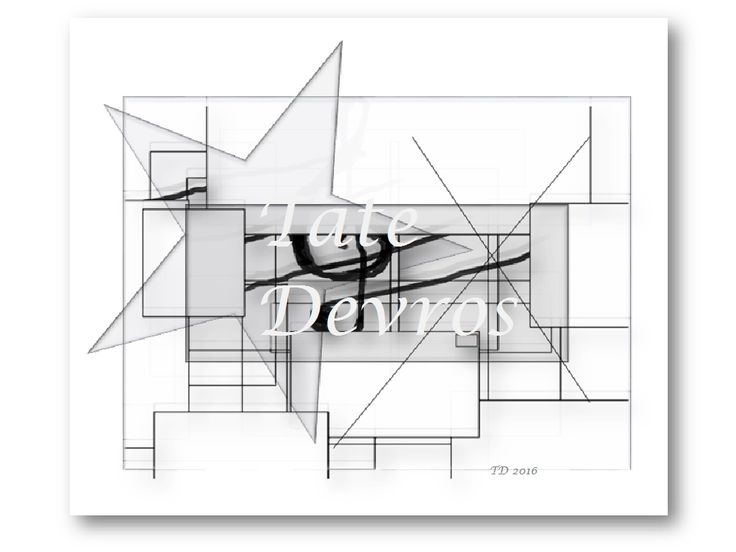Black and white ink paint sketch.Signed and dated by Tate Devros.png file.1024 x 768 pixels.Download and use today.