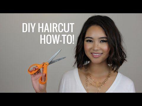 DIY Haircut How-To! *LIVE HAIR CUTTING* | Teri Miyahira - YouTube