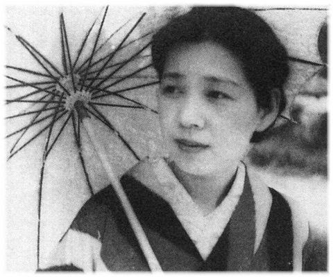 谷崎潤一郎の妻、松子