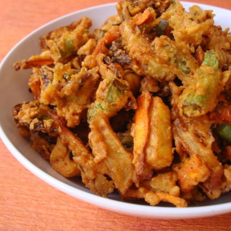 Vegetable Pakoras - Indian Oven SF - Zmenu, The Most Comprehensive Menu With Photos