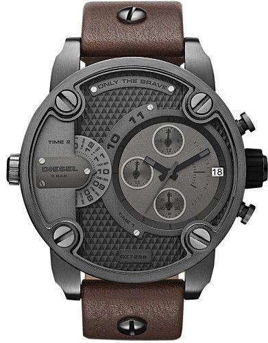 orologio Diesel DZ7258 - Little Daddy, DZ7258 - Diesel Big Daddy Uomo orologi 51mm