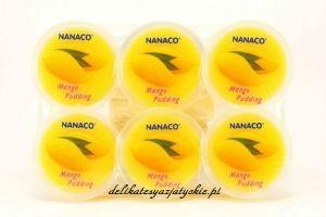 NATA DE COCO PUDDING Z MANGO 6x 80g - 9,90 zł Delikatesy Azjatyckie - sklep internetowy Delikatesy Azjatyckie - przyprawy orientalne - sushi