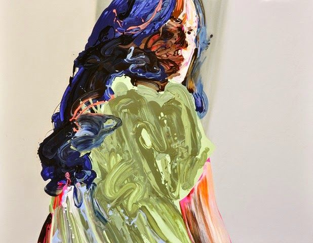 Paintings by Sirpa Särkijärvi | http://ineedaguide.blogspot.com/2015/04/sirpa-sarkijarvi.html | #art #paintings