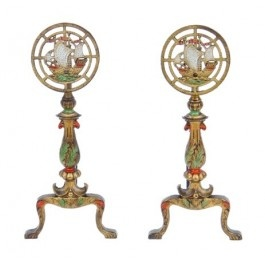 100 best Antique andirons images on Pinterest | Fireplaces, Bronze ...