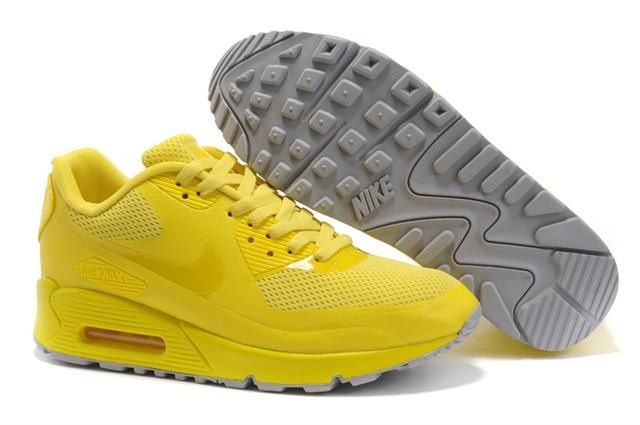 Only$71.85 NIKE AIR MAX 90 HYPERFUSE HIGH VOLTAGE Free Shipping!