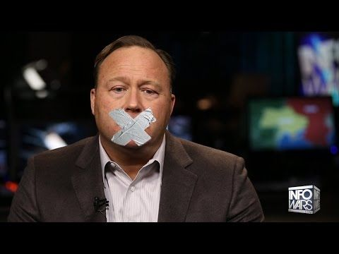 The Crucifixion of Alex Jones » Alex Jones' Infowars: There's a war on for your mind!