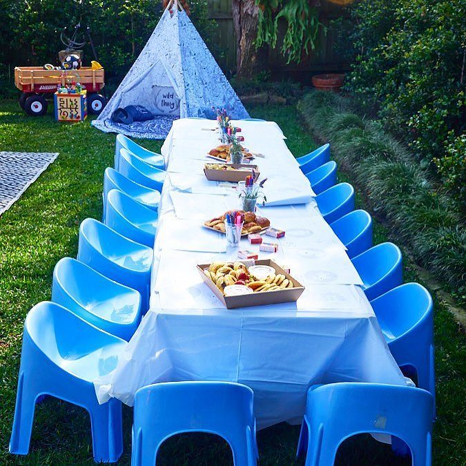 Kids Table and Chair Hire! @celebratingevents  Have you seen our party hire range? Sales@celebrating.com.au  #kidschairs #kidstables #partyhiresydney #kidsparties #events #eventssydney #eventstyling #eventstyling #celebratingevents #bucketchairs