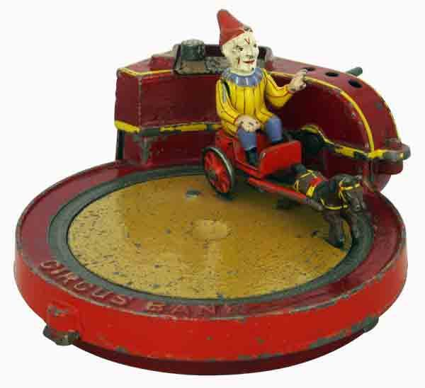 Best Antique Toys : Best images about cast iron banks on pinterest