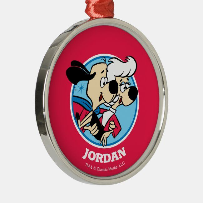 Christmas Rescue Dog Graphics 2020 Underdog Flying To Polly's Rescue Metal Ornament , #Affiliate