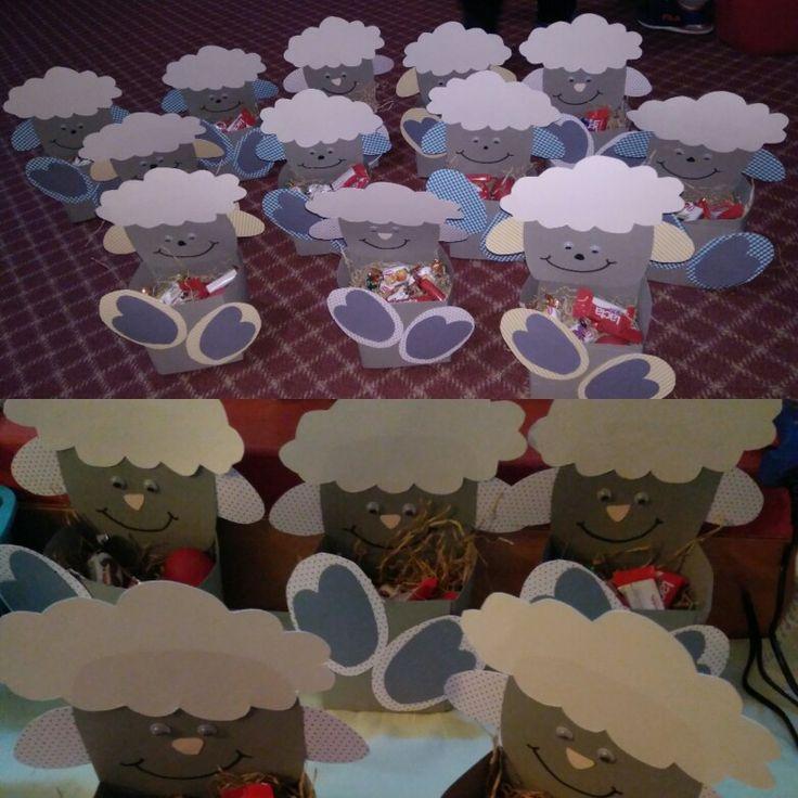 Καλάθια // πρόβατο // Πάσχα // basket // sheep // Easter