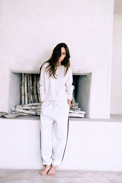 Olivia Von Halle Luxury Pyjama Label Launches Tracksuits | British Vogue
