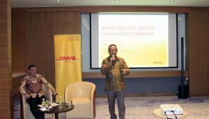 DHL Express Resmikan Service Centre dan Gateway Senilai Rp 17 Miliar di Batam