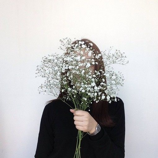 Faceless self portrait