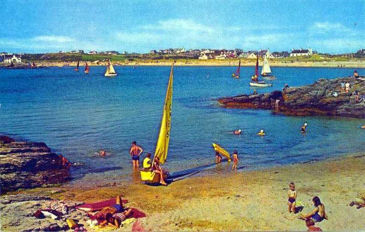 Anglesey, Trearddur Bay 1960's