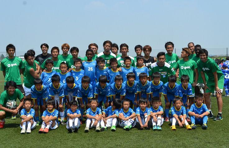 綾瀬市少年サッカー教室