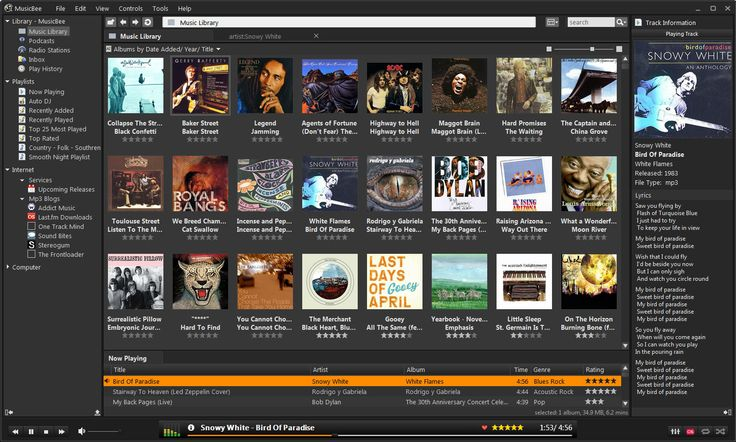 Top Music Players and Organizers for Windows 2014
