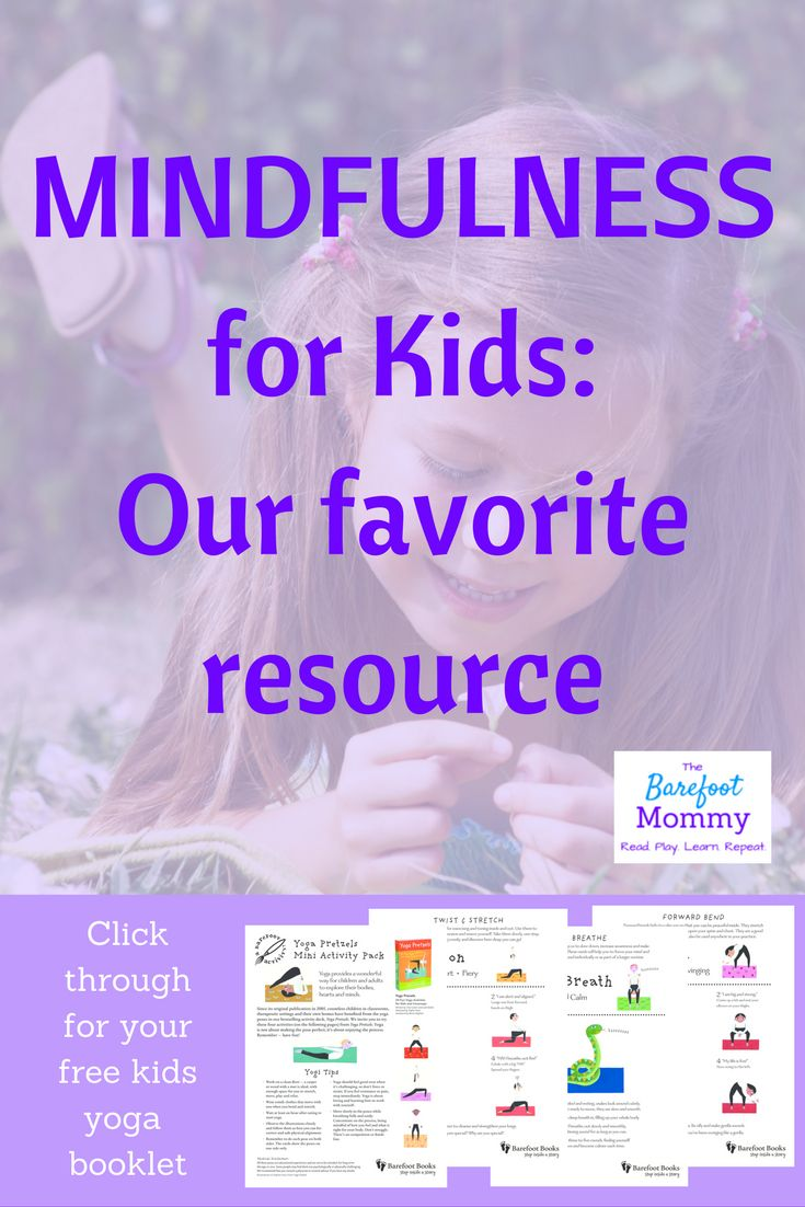 Mindfulness for kids | Mindfulness activities | Teaching mindfulness | Mindfulness lesson plans